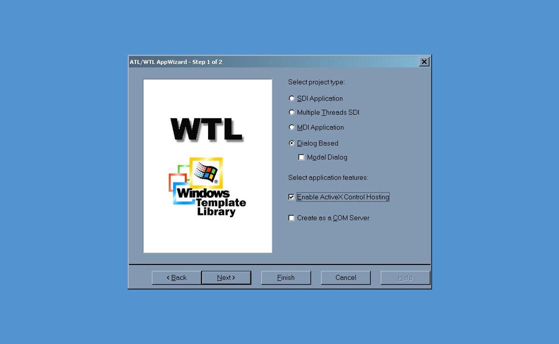 Résoudre l'obsolescence des applications MFC/WTL