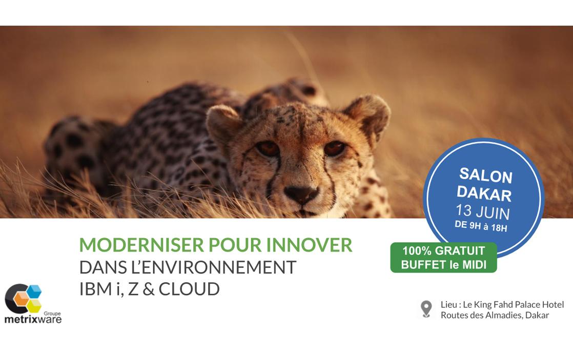 13 juin 2019 – Moderniser pour Innover en Afrique